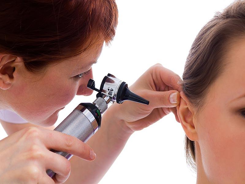 foto otorrinolaringologia